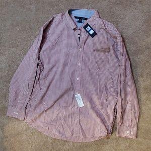 Tommy Hilfiger Button Down Shirt. XL